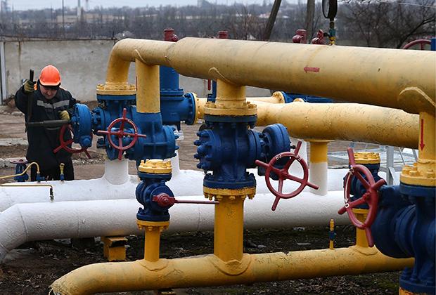 """Эксперт: Киев может присвоить европейский газ в счет штрафа """"Газпрому"""""""