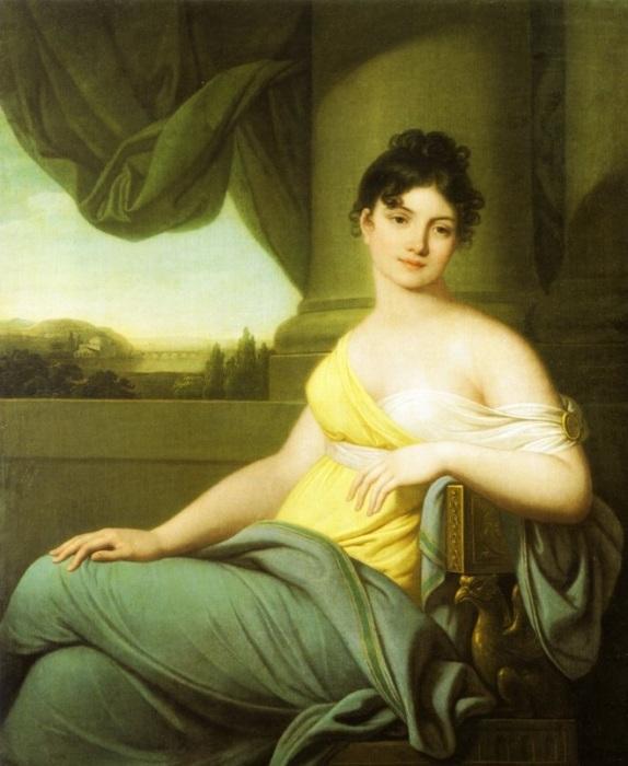 Полячка Мария происходила из княжеского рода Святополк-Четвертинских.