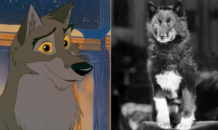 Реальная история пса по кличке Балто.