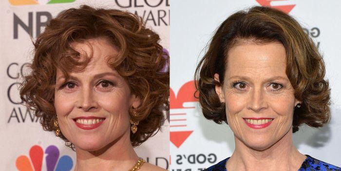Age beautiful celebrities, aging