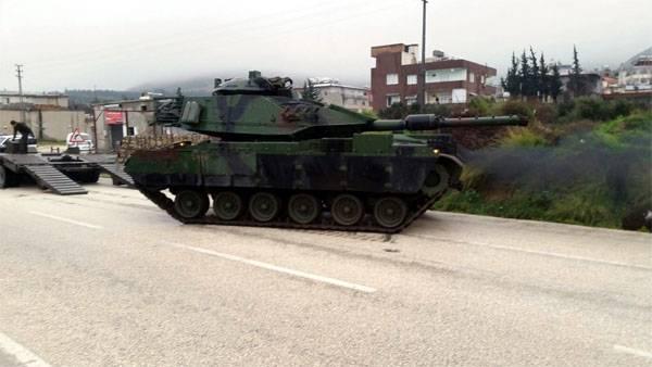 СМИ: Турция ведёт артобстрел сирийского Африна