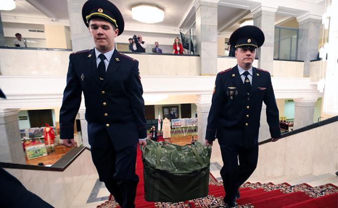 Кремлевские фавориты разорят…