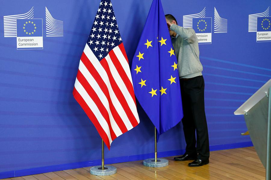 Европа ссорится с США из-за новых антироссийских санкций