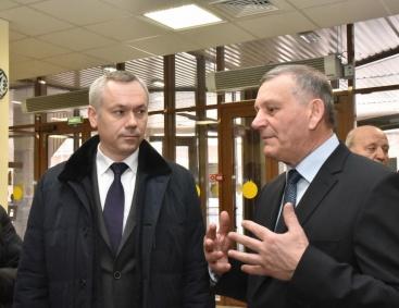 Травников ответил, как повысит качество жизни в Новосибирской области