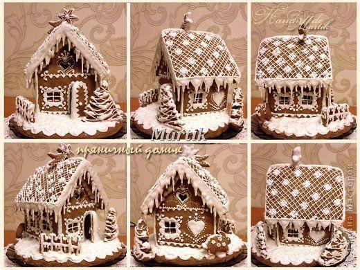 Картинки по запросу пряничный домик своими руками