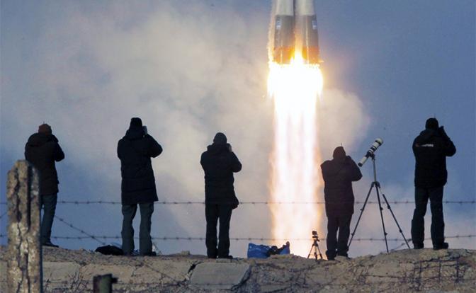 Редкий «Буран» до МКС долетит: Первый полет стал последним