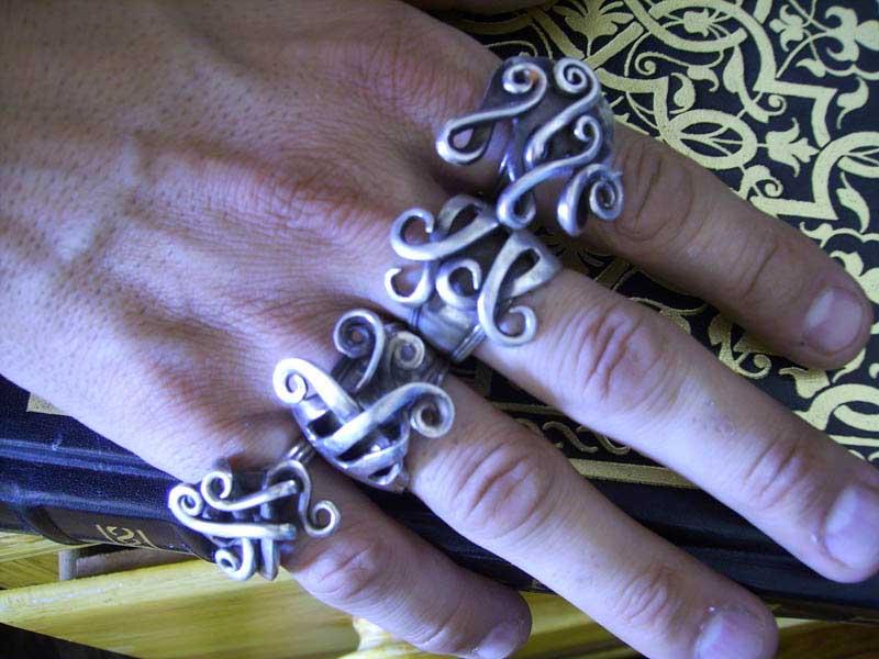 Изделий из серебра своими руками