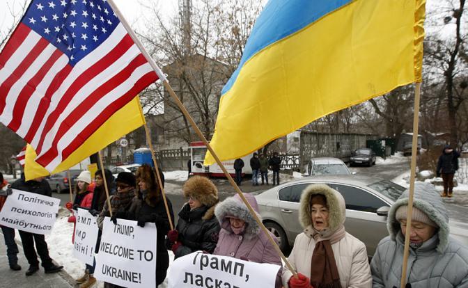 У Трампа включили Украину в рейтинг приоритетов