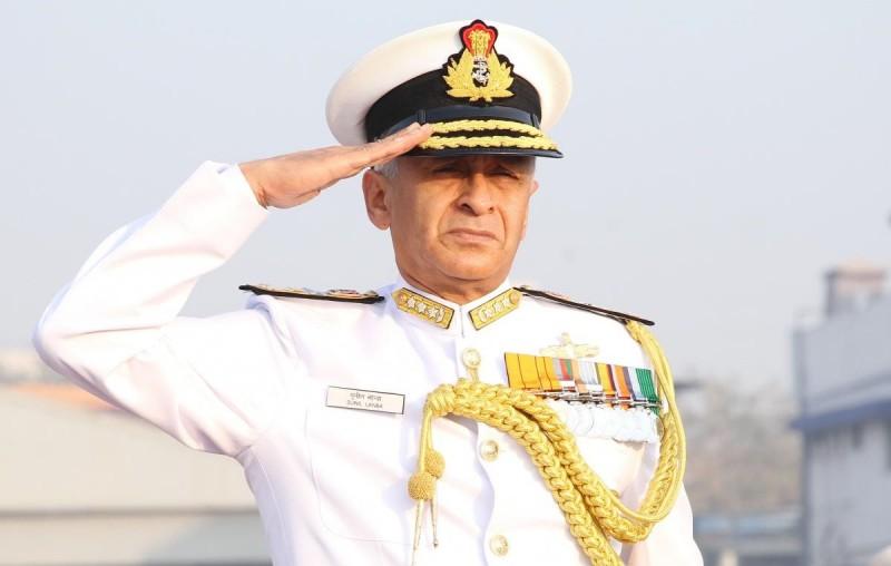 Главнокомандующий ВМС Индии посетил французскую верфь