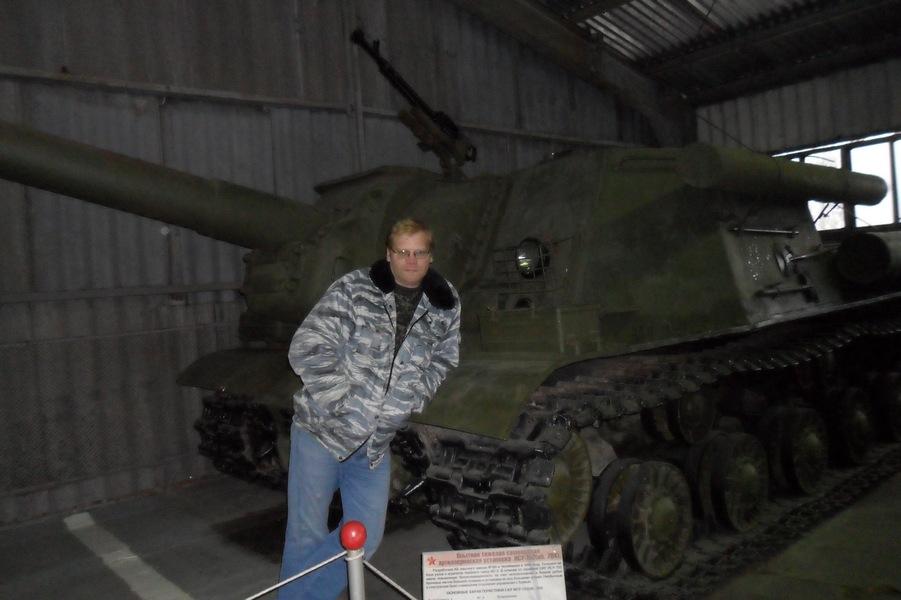 ИСУ-152.