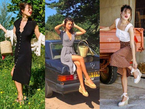 Идеальный гардероб француженки. Летние вещи, которые подойдут каждой