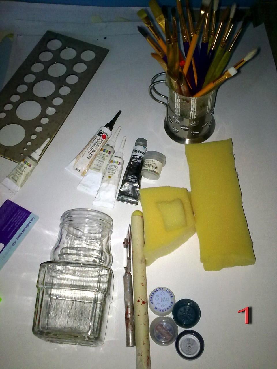 И снова про бутылки-баночки
