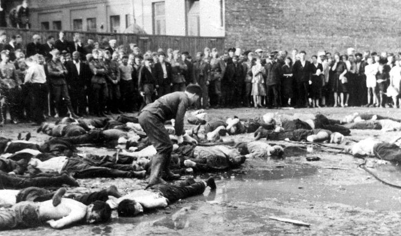 Геноцид в Литве