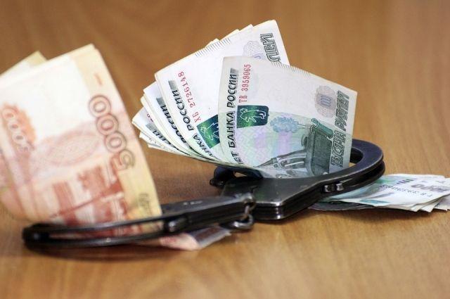 В Новосибирске вынесли приговор экс-замглавы отдела дознания за взятку