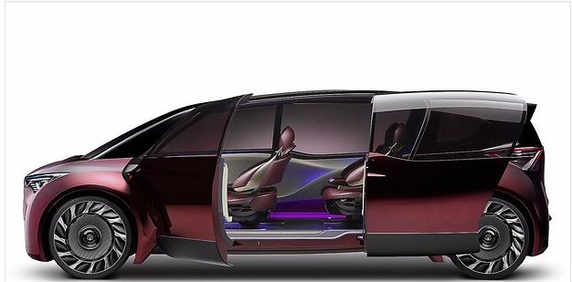 Электрический минивэн Toyota проедет на одном заряде 1000 км