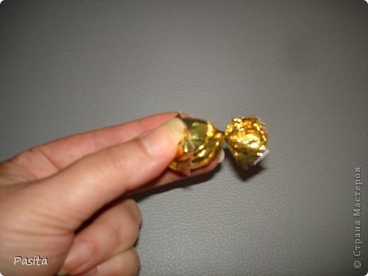 Мастер-класс, Свит-дизайн Моделирование: Бутон розы МК Бумага гофрированная. Фото 3