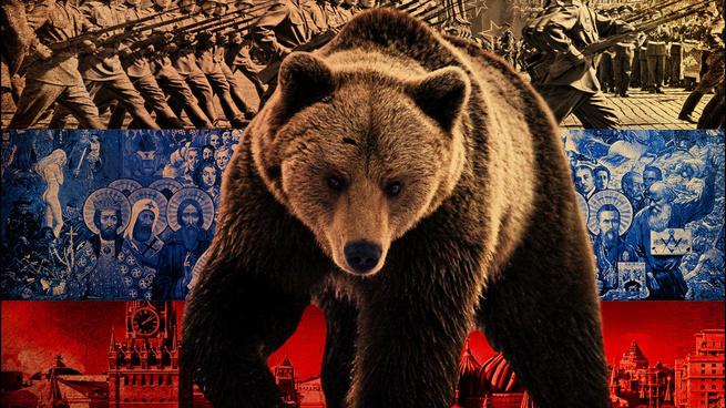 Почему не падает Россия