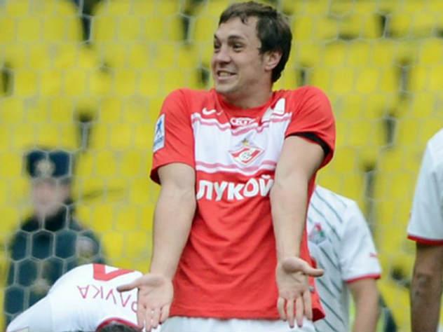 Артем Дзюба стал самым популярным футболистом России в соцсетях по итогам ЧМ