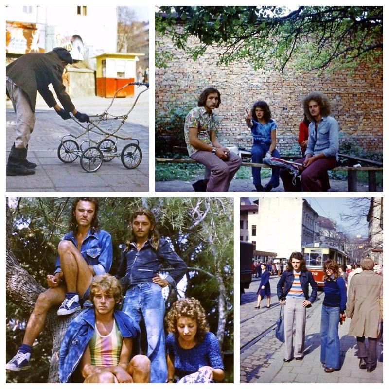 Хиппи 1970-х годов, Львов