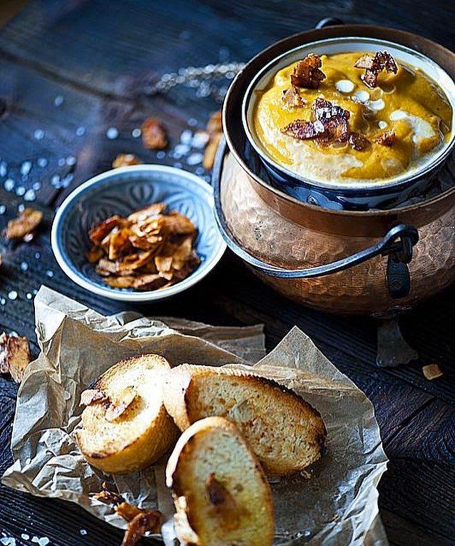 Горячая пора: топ-5 осенних и вкусных супов-пюре