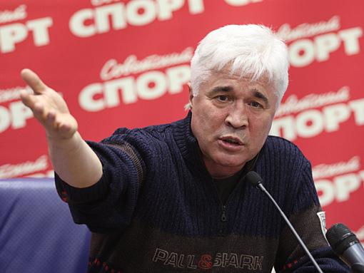 Евгений Ловчев: Матчем жизни для «Анжи» была игра со «Спартаком»