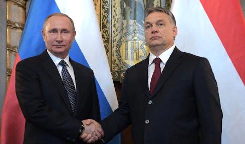Никогда ещё русский разведчик Орбан не был так близок к провалу
