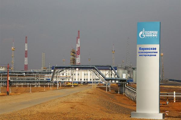 """""""Газпром"""" хочет увеличить пр…"""