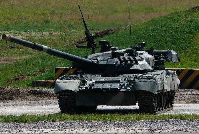СУО танков Т-80У, Абрамс М1, «Леопард 2» и семейства Т-72