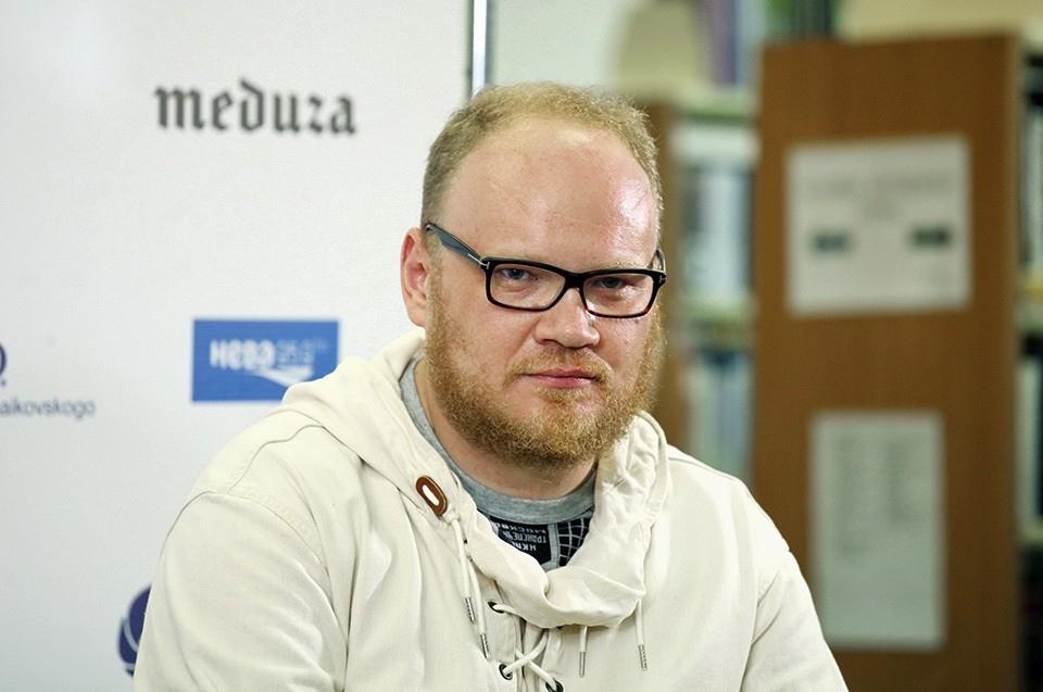 Журналист Олег Кашин нашел у…