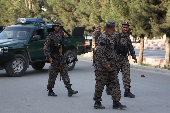 Талибы* убили 15 сотрудников полиции Афганистана