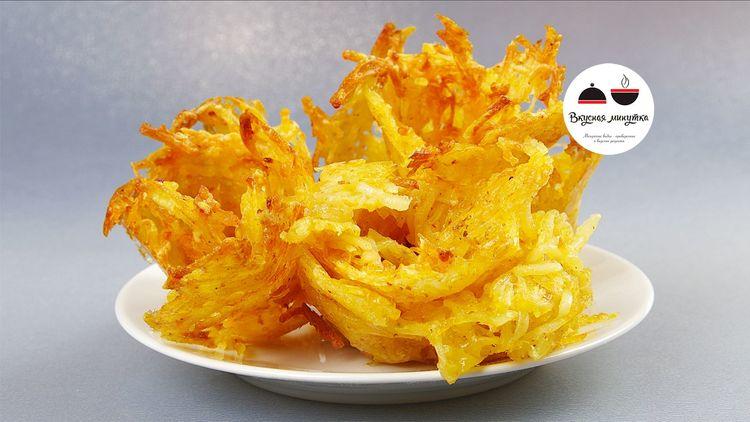 """Картофель на праздничный стол """"Вкуснее, чем чипсы!"""""""