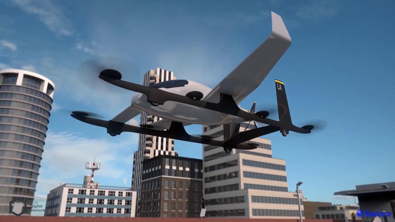 Boeing покупает Aurora — разработчика первого робота-пилота