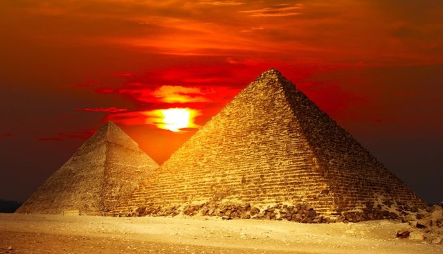 Дата Конца Света предсказана пирамидой Хеопса