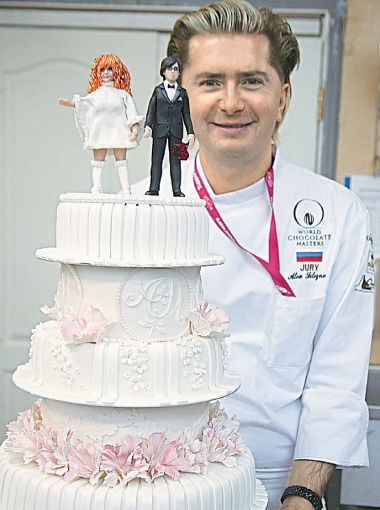 Мастер класс от александра селезнева торт ленинградский - Kazan-avon