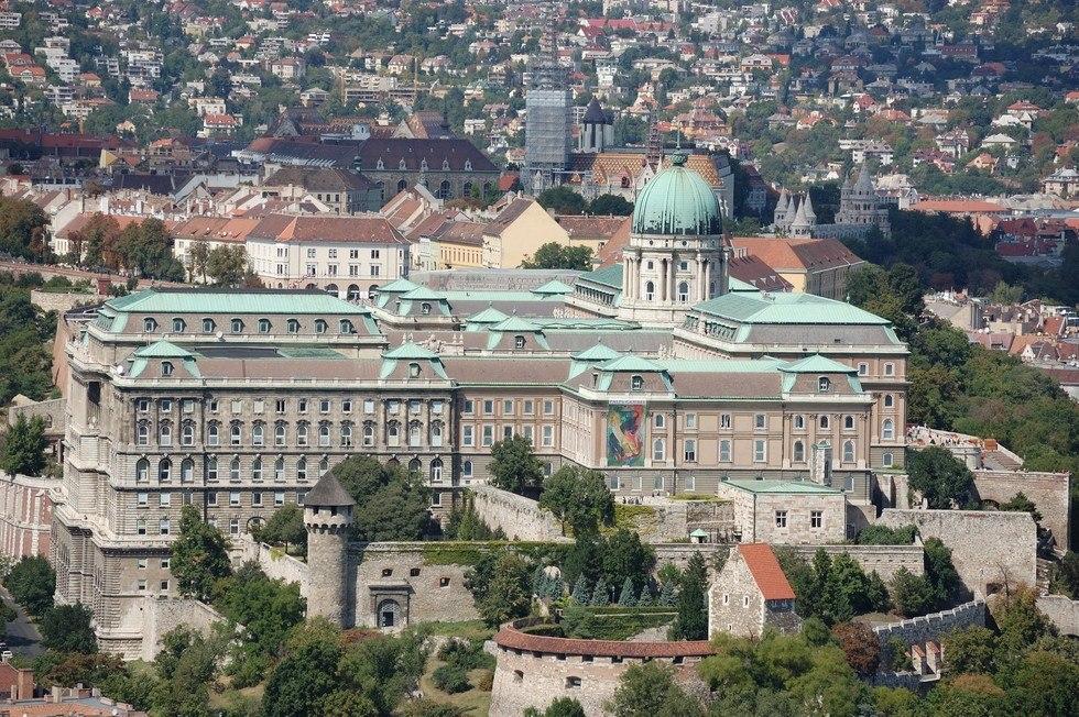 Замок Буда: отражение эпох в стенах современности (Венгрия)