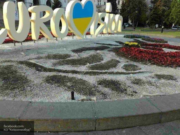 Организаторы «Евровидения» оштрафуют Украину за отсутствие России на конкурсе