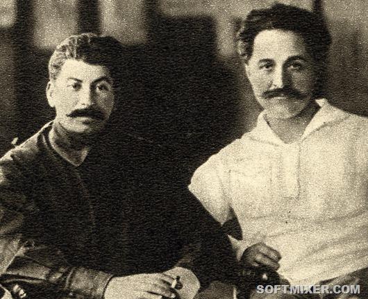 Сталинский ишак Серго Орджоникидзе