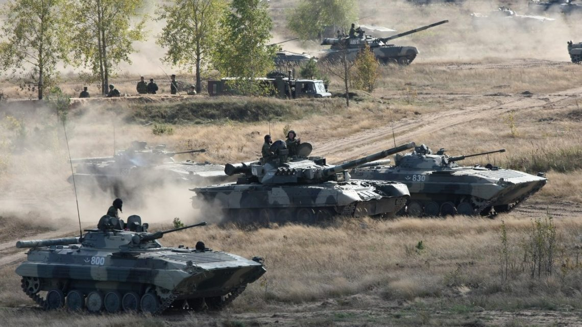 Для вторжения в Украину России потребуется 2 часа — Турчинов