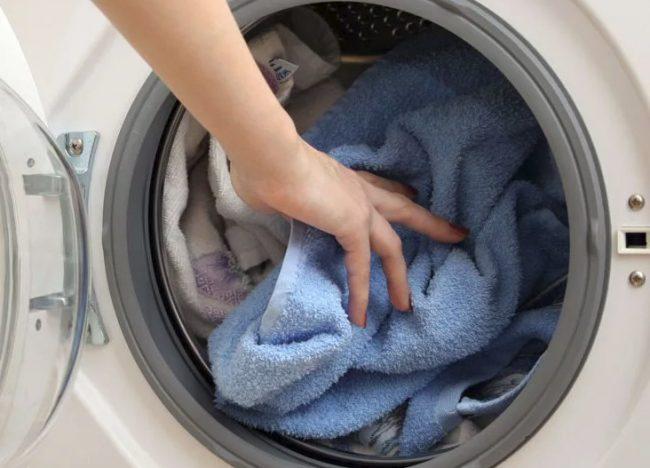Как сделать банное полотенце…