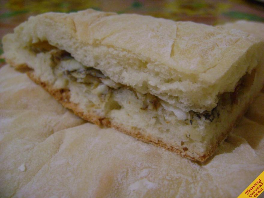 Пирог с мойвой (пошаговый рецепт с фото)