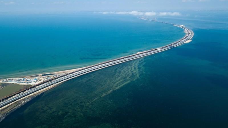 Крымский мост не будут ремонтировать никогда