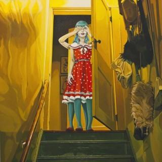 Психоделическая цветовая палитра. Jolene Lai