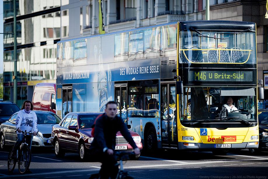 Berlin 6 Общественный транспорт Берлина