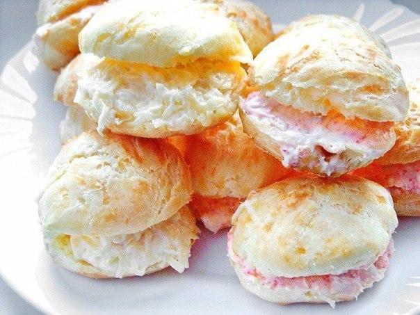 Хотите попробовать приготовить настоящие французские сладости? Гужеры -шедевр французской кухни.