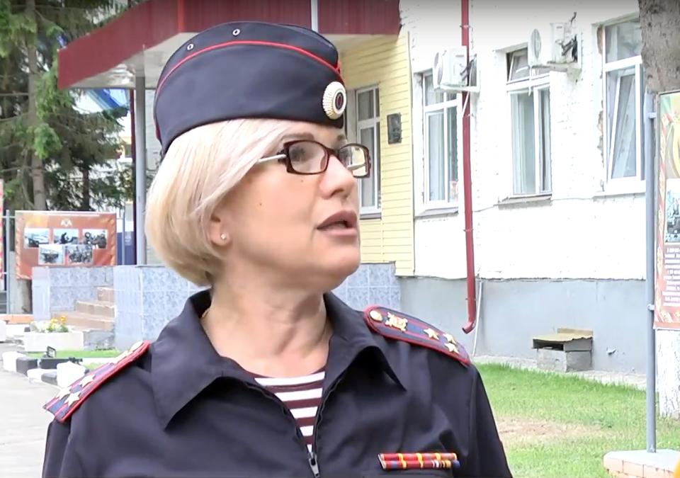 Главу Росгвардии по Владимир…