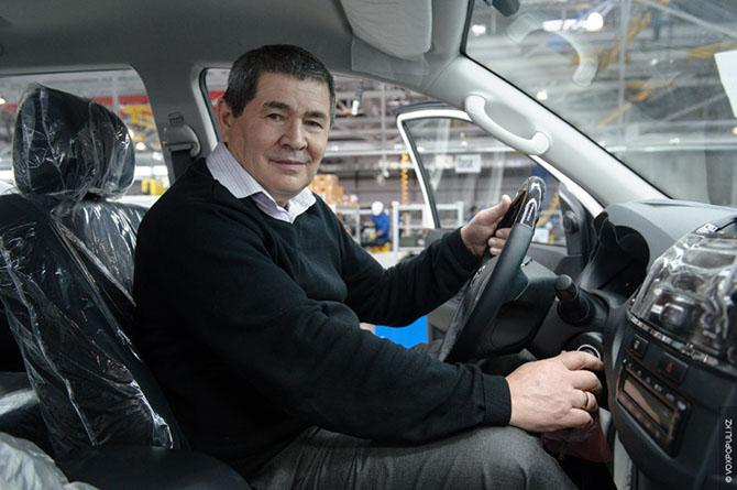 Как делают Тойоты в Казахстане
