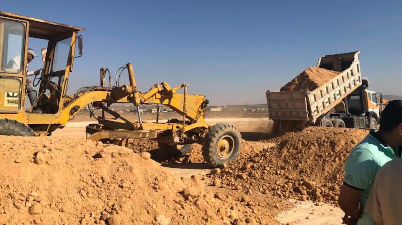 Сирия: в горах под Тартусом …