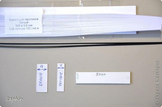 Мастер-класс Квиллинг: ЕЩЁ РАЗ ПРО...Пошаговый мастер-класс Бумажные полосы. Фото 16