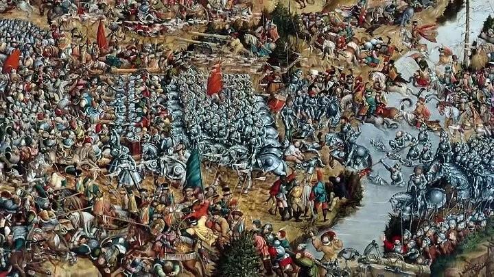 Чему учит битва под Оршей?
