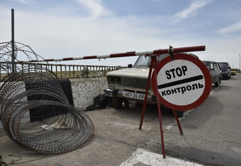 Украина объяснила появление солдата ВСУ на границе с Россией